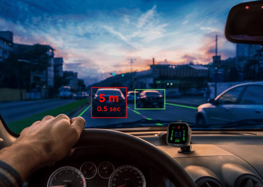מערכת מובון - בטיחות לרכב בנסיעה