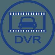 DVR - מצלמת רכב לתיעוד הדרך